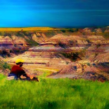 Dreaming of the Badlands