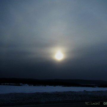 Le halo solaire