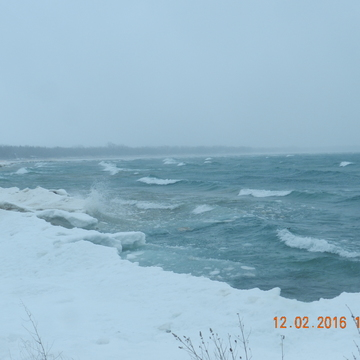 Prince Edward County Snow Squals