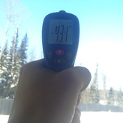 -43.1°C.