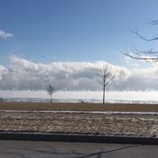 Mist raising