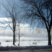 Kingston Ontario by Lake Ontario
