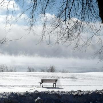 Kingston Ontario by Lake Ontario