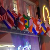 Flags At Universal