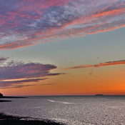 Magic Skies over the Bay of Fundy