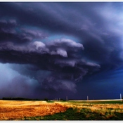Amazing Wall Cloud
