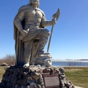 A day in Gimli, MB