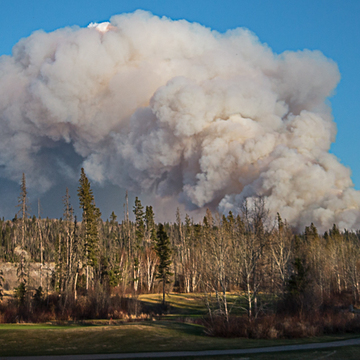 Forest Fire, Fort McMurray AB