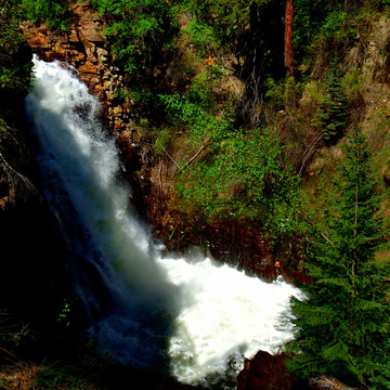 Beautiful Marysville Falls