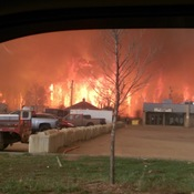 fire fort mcmurray gregoire