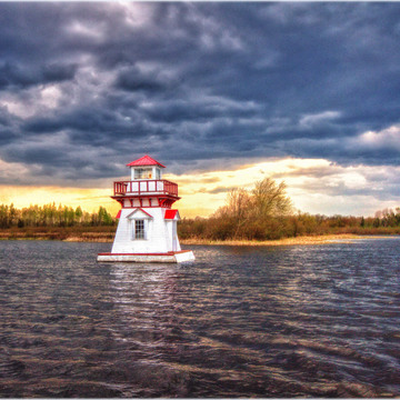 Lake Cecebe Lighthouse