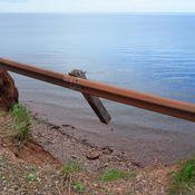 Guard Rail Vs Erosion