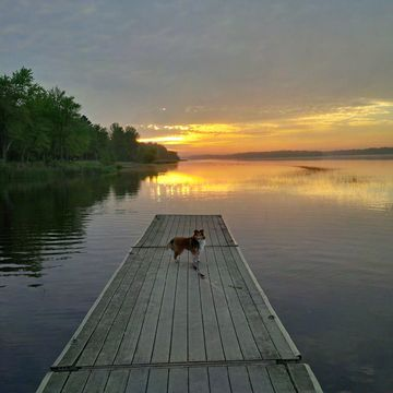 Dawn at Rideau River Provincial Park