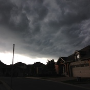 Storm brewing in London, Ontario!!