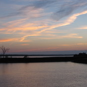 Sunset Over Shediac Bay