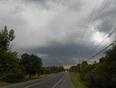 Tornado Warned Storm, Napanee