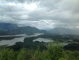 Fantastic view on a cloudy day in Chilliwack