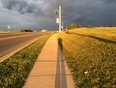 Heading West A.M. Walk