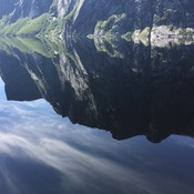 Western Brook Pond, NFLD