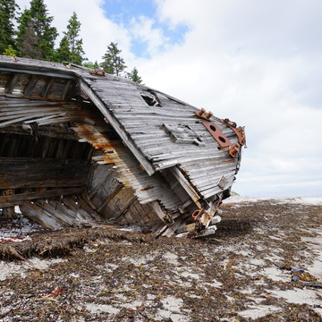 Treasures on Anticosti Island