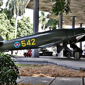 Cuban Air Force Fighter Plane of the Past
