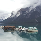 Lake Minnewanka Banff National Park