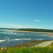 Scenes Of Summer at Lawrence Town Beach, Nova Scotia