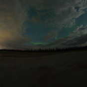 July Northern Lights.