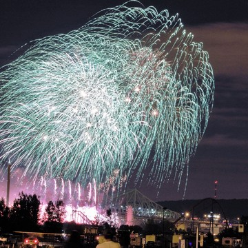 Montreal International Fireworks 2016 - Spain