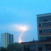 Monday Morning Lightening