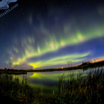 Northern Lights July 25, 2016
