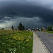 Storm over Ottawa