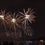 Montreal International Fireworks 2016 - Sweden