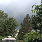 Wicked storms in southern Ontario