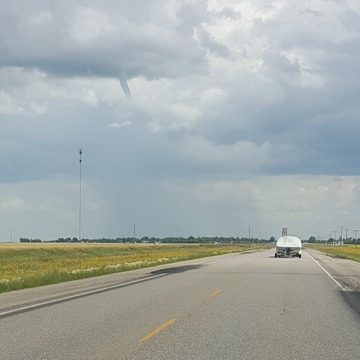 Funnel cloud?