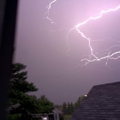 Lightning St Albert