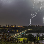 Collection of lightning photos