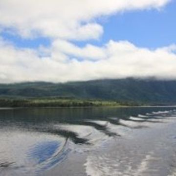 Fjord Cruise on Western Brook Pond