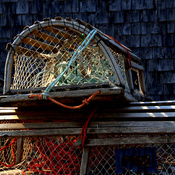 Old Lobster Traps.
