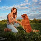 Halifax - Nova Scotia Duck Toller, Best Friends!