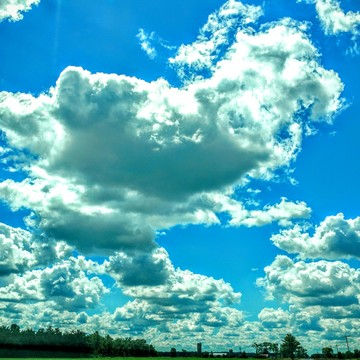 Such beautiful clouds