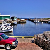 Small Inlet Harbour NW PEI