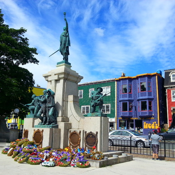 Downtown St John's