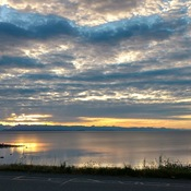 Sunrise In Campbell River