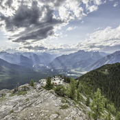 Banff's Gondola's Epic Views