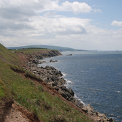 Cabot Trail in July