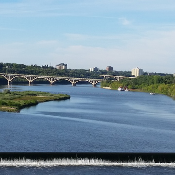Saskatoon Broadway Bridge