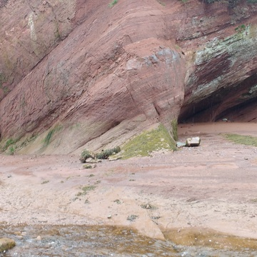 The Caves - Village of St Martin's, New Brunswick