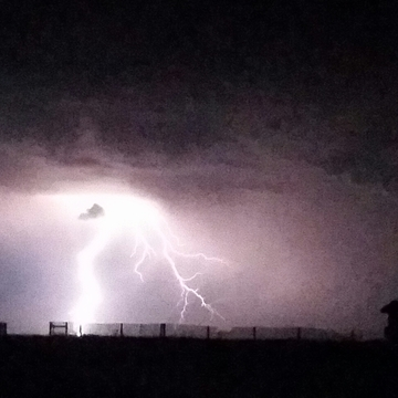 Lightning beauty!