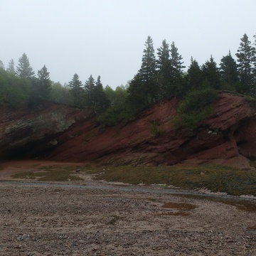 The Caves - Village of St Martin's New Brunswick